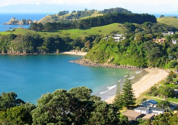 Waiheke Island Beaches & Villages