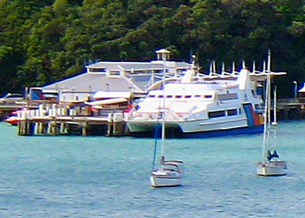 Getting to Waiheke Island