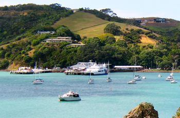 Passenger Ferries to Waiheke Island